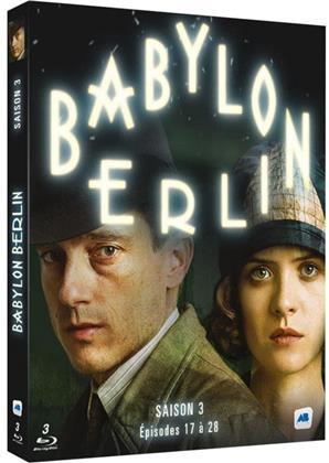 Babylon Berlin - Saison 3 (3 Blu-rays)