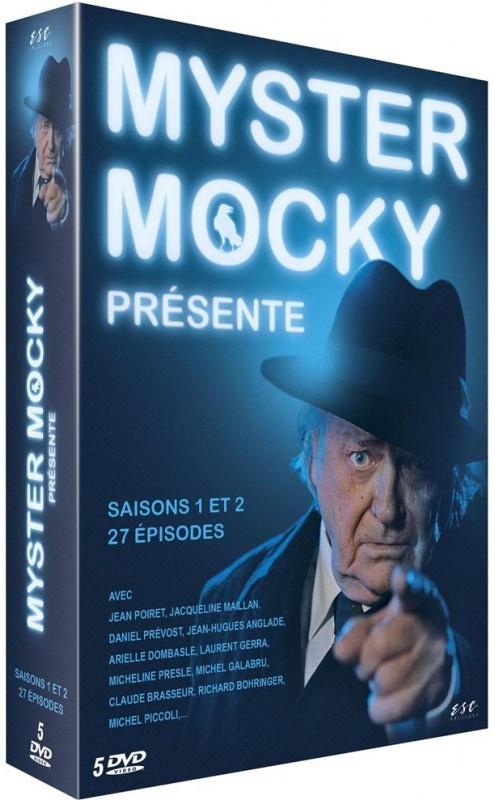 Mister Mocky présente - Saisons 1 et 2 (5 DVD)