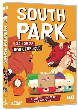 South Park - Saison 22 (2 DVDs)