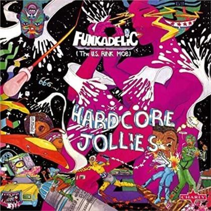 Funkadelic - Hardcore Jollies (2020 Reissue, Charly Records, LP)