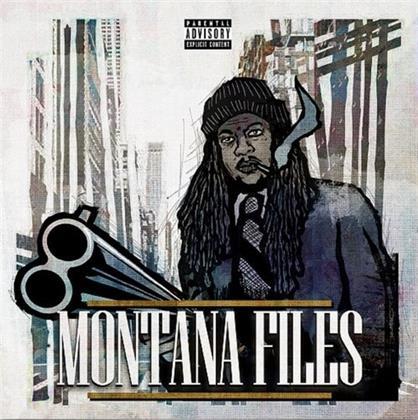 Raticus & M.A.V. - Montana Files (LP)