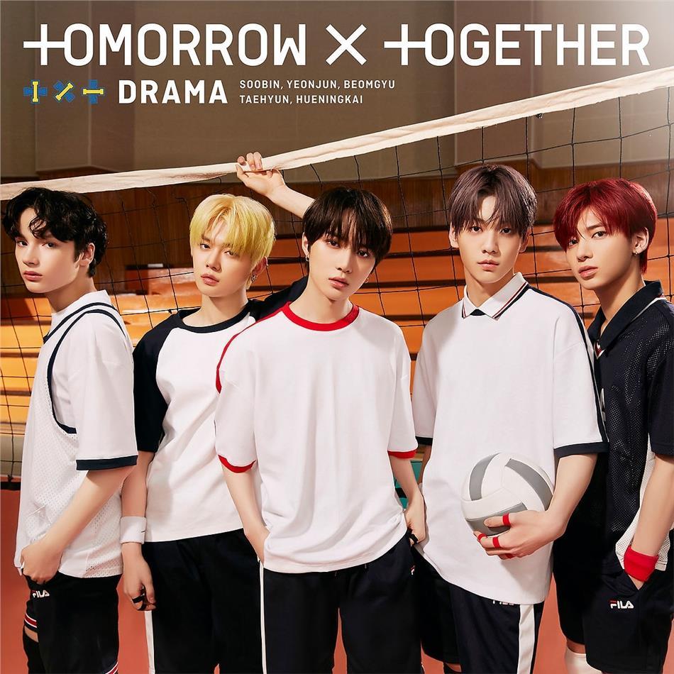 "Tomorrow X Together (TXT) (K-Pop) - Drama (""A"" Version, Limited Edition, CD + DVD)"