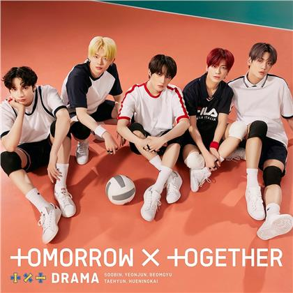 "Tomorrow X Together (TXT) (K-Pop) - Drama (""D"" Version, Limited Edition)"