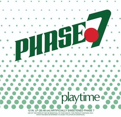 Phase 7 - Playtime (Green Vinyl, LP)