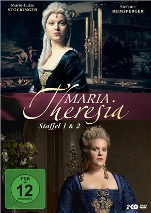 Maria Theresia - Staffel 1 & 2 (2 DVDs)