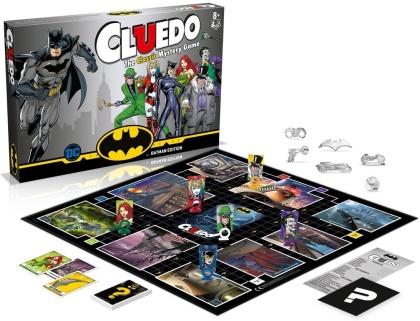 Batman - Cluedo