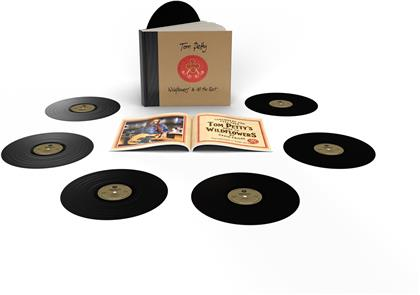 Tom Petty - Wildflowers & All The Rest (Boxset, Deluxe Edition, 7 LPs)