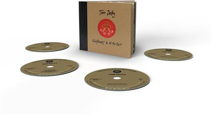Tom Petty - Wildflowers & All The Rest (Deluxe Edition, 4 CDs)