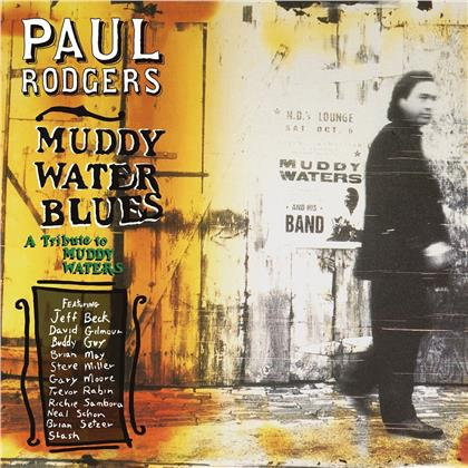 Paul Rodgers - Muddy Water Blues: A Tribute To Muddy Waters (2020 Reissue, Music On Vinyl, Limited Edition, Colored, 2 LPs)