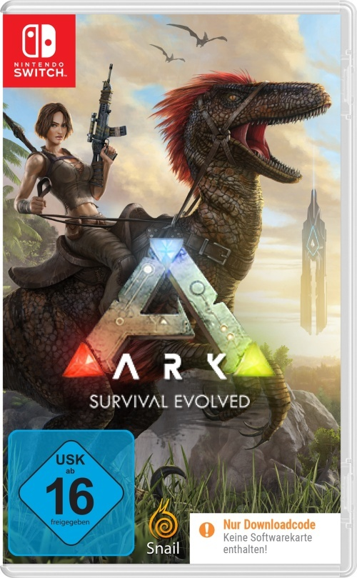 ARK - Survival Evolved (Code in a Box)