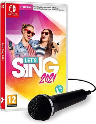 Let's Sing 2021 [+ 2 Mics]