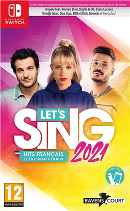 Let's Sing 2021 Hits français et internationaux