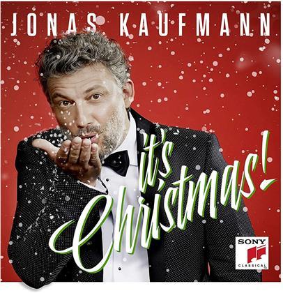Jonas Kaufmann, Jochen Rieder & Mozarteum Orchester Salzburg - It's Christmas! (Deluxe Limited Edition, 2 CDs)