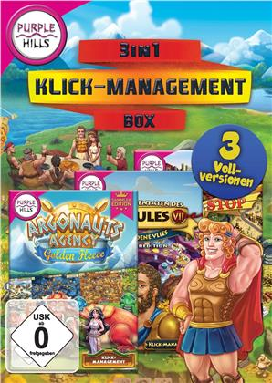 3 in 1 Klickmanagement Box