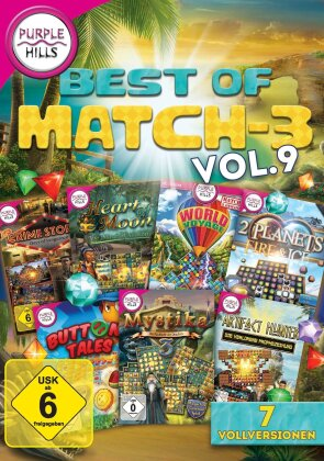 Best of Match 3 Vol.9