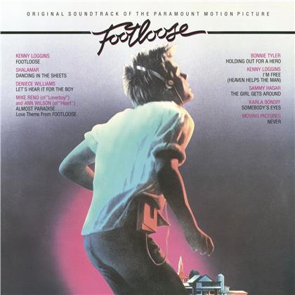 Footloose - OST (2020 Reissue, Legacy Edition, Picture Disc, LP)