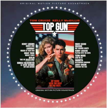 Top Gun - OST (2020 Reissue, Columbia, LP)