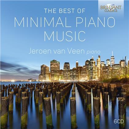 Jeroen van Veen (*1969) - Best Of Minimal Piano Music (6 CDs)