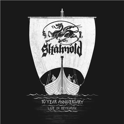 Skalmöld - 10 Year Anniversary Live In Reykjavik (2 CDs + DVD)