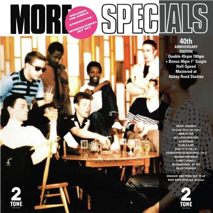 The Specials - More Specials (2020 Reissue, Half Speed Master, 40th Anniversary Edition, 3 LPs)