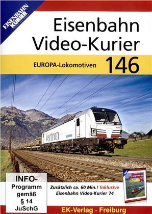 Eisenbahn Video-Kurier 146 - EUROPA-Lokomotiven