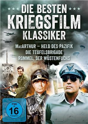 Die besten Kriegsfilm Klassiker (3 DVDs)