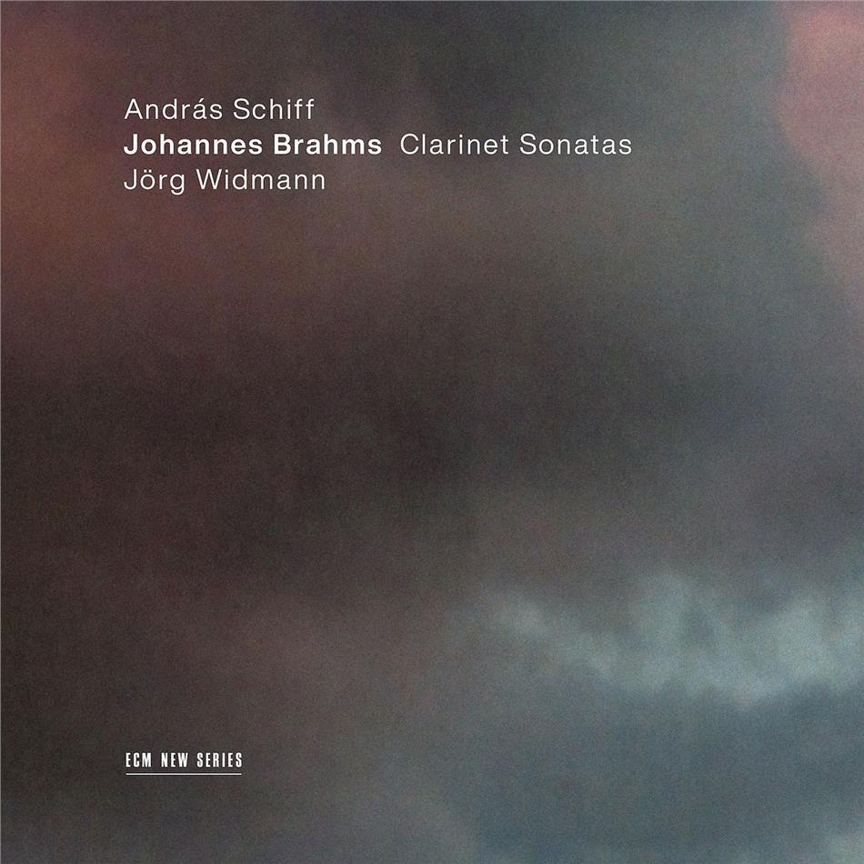 Andras Schiff, Joerg Widman & Johannes Brahms (1833-1897) - Clarinet Sonatas
