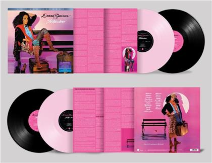 Donna Summer - Wanderer (2020 Reissue, Pink And Black Vinyl, 2 LPs)