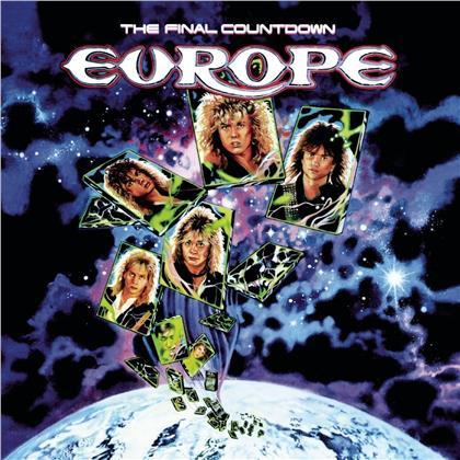 Europe - Final Countdown (2020 Reissue, Portrait, LP)