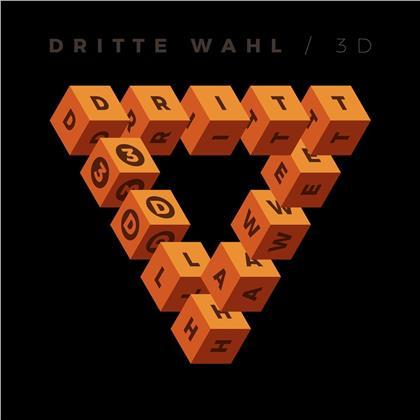 """Dritte Wahl - 3D (LP + 7"""" Single)"""