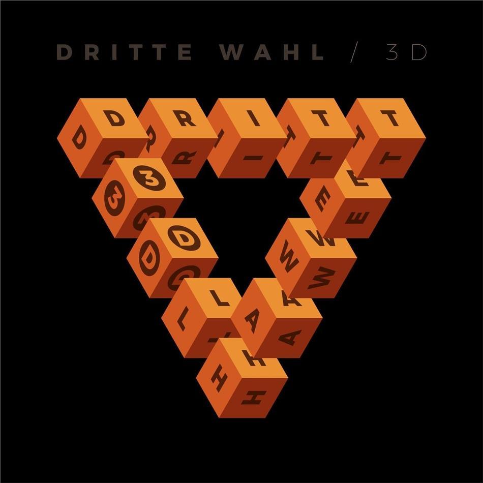 Dritte Wahl - 3D (+ Bonustrack)