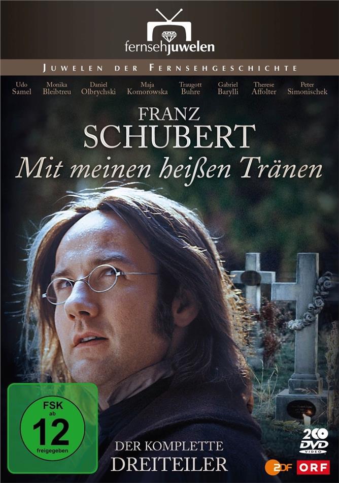 Mit meinen heissen Tränen - Der komplette Dreiteiler über Franz Schubert (1986) (Filmjuwelen, 2 DVDs)