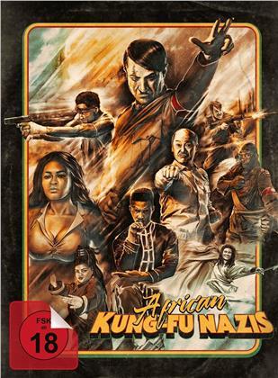 African Kung Fu Nazis (2020) (Collector's Edition Limitata, Mediabook, 2 Blu-ray)