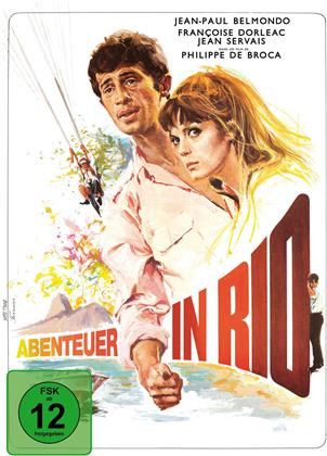 Abenteuer in Rio (1964) (Filmjuwelen, Mediabook, Blu-ray + DVD)
