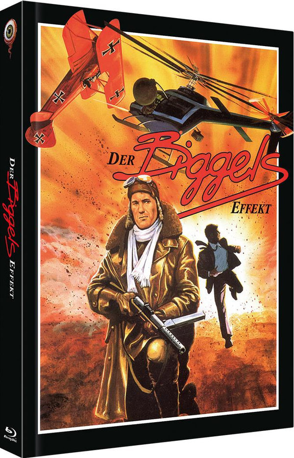 Der Biggels Effekt (1986) (Cover A, Limited Collector's Edition, Mediabook, Blu-ray + DVD)
