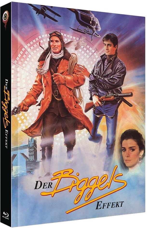 Der Biggels Effekt (1986) (Cover B, Limited Collector's Edition, Mediabook, Blu-ray + DVD)