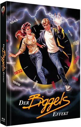 Der Biggels Effekt (1986) (Cover C, Limited Collector's Edition, Mediabook, Blu-ray + DVD)