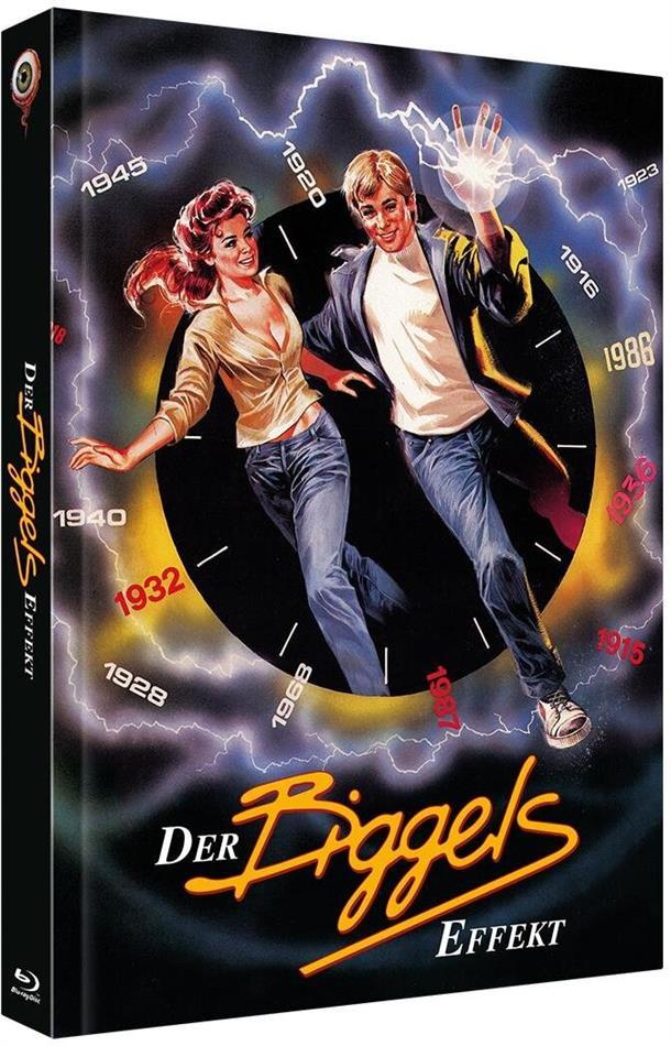 Der Biggels Effekt (1986) (Cover C, Limited Collector's Edition, Mediabook, Blu-ray + DVD)