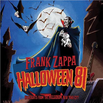Frank Zappa - Halloween 81 - Highlights