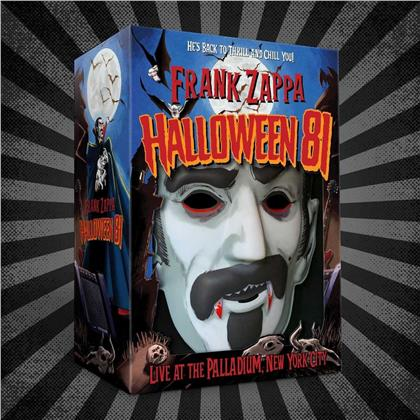 Frank Zappa - Halloween 81 (Costume Box, 6 CDs)