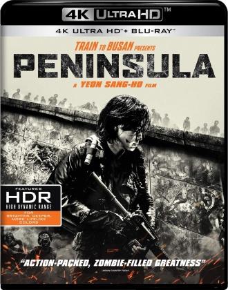 Peninsula (2020) (4K Ultra HD + Blu-ray)