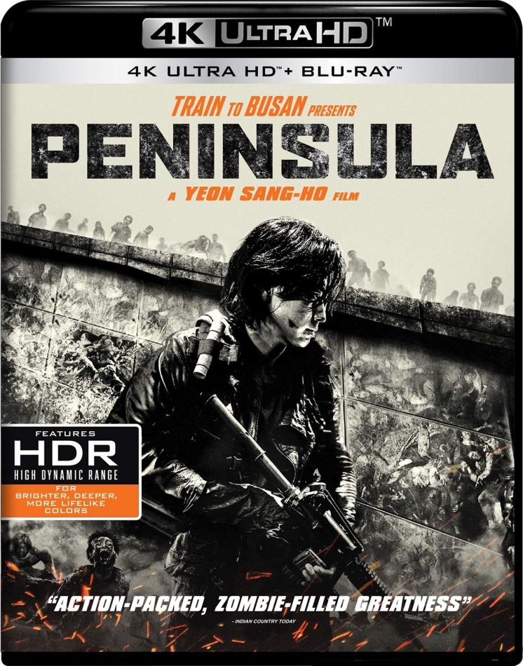 Peninsula (2020) (4K Ultra HD + Blu-ray)