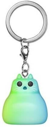 Funko Pop! Keychain: - Disney Soul - Mr. Mittens (Soul World)