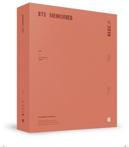 BTS - Memories of 2019 (6 DVDs)