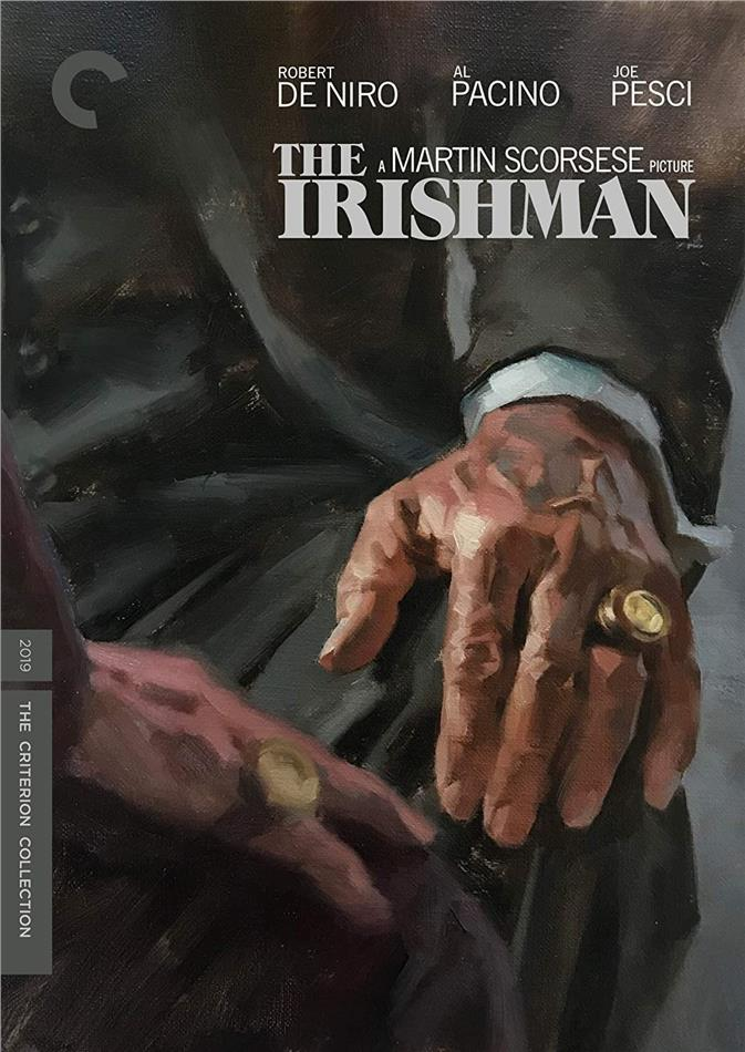 The Irishman (2019) (Criterion Collection)