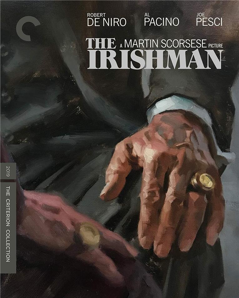 The Irishman (2019) (Criterion Collection)