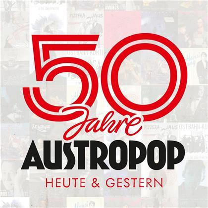 50 Jahre Austropop - gestern & heute (2 CDs)