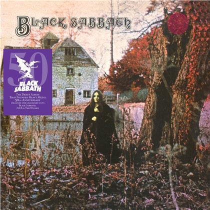 Black Sabbath - --- (2020 Reissue, BMG/Sanctuary, LP)