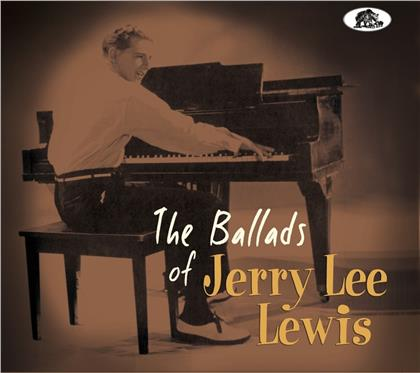 Jerry Lee Lewis - Ballads Of Jerry Lee Lewis
