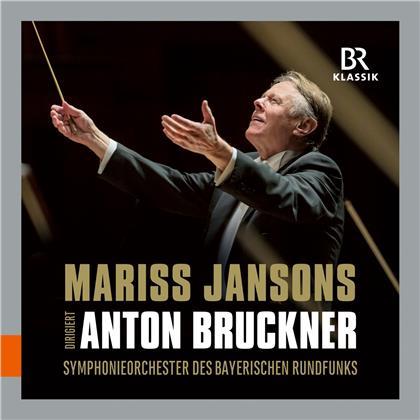 Anton Bruckner (1824-1896), Mariss Jansons & Symphonieorchester des Bayerischen Rundfunks - Jansons Dirigiert Bruckner